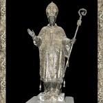 Mappatura delle gemme, Statua di San Carlo, Duomo di Milano