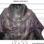 Particolare della dalmatica di Sant'Ambrogio