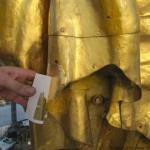 foglia d'oro