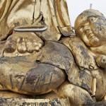 Madonnina del Duomo di Milano, prima del restauro