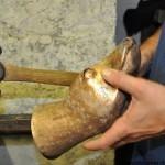 Modellazione a martello su buttafuori