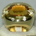 ring: yellow gold