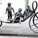La scultura prima del restauro