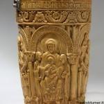 Milano tesoro del Duomo Situla di Gotofredo