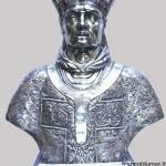 Busto Reliquiario di San Carlo Borromeo
