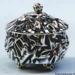 Cartoccio zuccheriera in argento