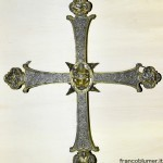 Croce del settimo cero sec. XVI
