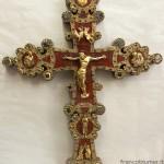 Croce di Chiaravalle, recto dopo il restauro