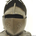 Accademia Tadini,  restoration first batch armor