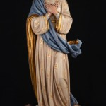 Corona per la statua della Madonna di Camerata Cornello