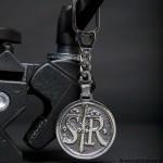 Portachiavi in argento - Scuola di San Rocco, Venezia