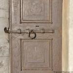 Porta in ferro, Tirano, prima del restauro 72