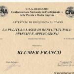La pulitura laser dei beni culturali: principi e applicazioni