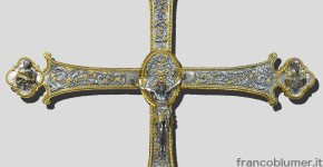 Croce di san Marco, Parrocchia di Foresto