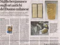 L'eco di Bergamo 5 novembre 2013