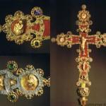 Croce di Chiaravalle, Museo del Duomo di Milano, sec. XIII, Veneziana