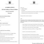 Programma Convegno 630 anni Veneranda Fabbrica del Duomo