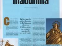 art& dossier aprile 2013, La Madonnina del Duomo di Milano, il restauro di Franco Blumer